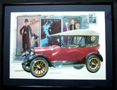 1920 Gray Dort Touring Car
