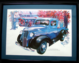 1937 Chevy Pick Up Truck