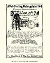 100. 1914 Flying Merkel