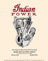 11. Indian Engine 1914
