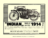 117. 1914 Indian, Italy
