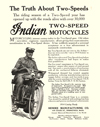 166. 1914 Indian Two-speed