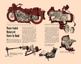 182. May 1949 LE Velocette