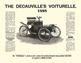 188. 1898 Voiturelle
