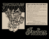 256. 16 Powerplus Indian