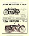 372. 1914 New Hudson