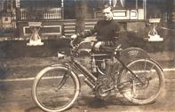 375. Ca. 1908 Indian