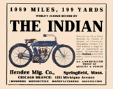 401. 1909 Indian