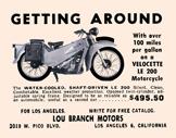 416. LE Velocette 200 cc