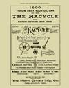 468. 1900 Racycle