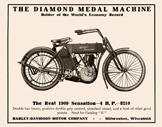 469. 1909 Harley