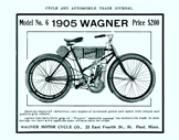 531. 1905 Wagner