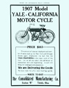 536. 1907 Yale