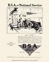92. 1918 B.S.A.
