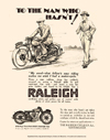 95. 1929 Raleigh