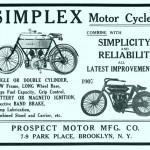 525. 1907 Simplex